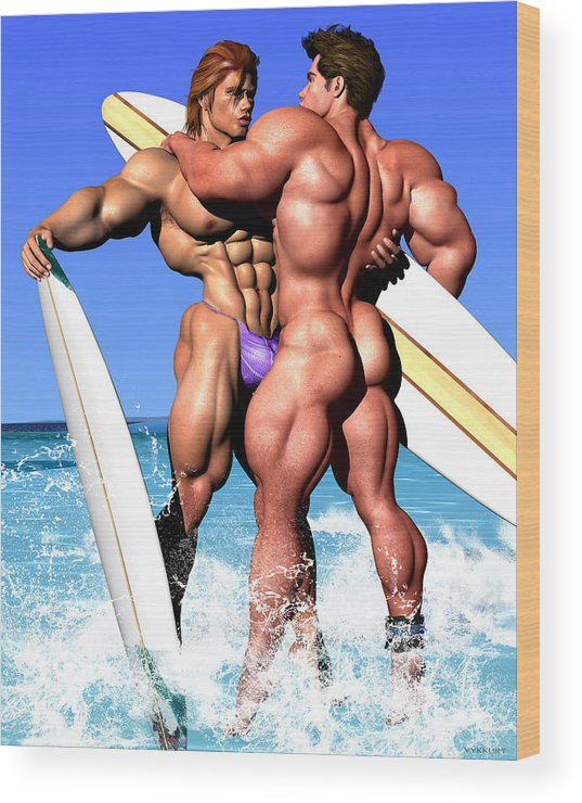 Gay nude surfers