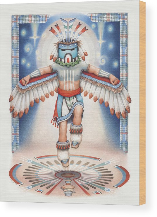 Image result for blue star kachina
