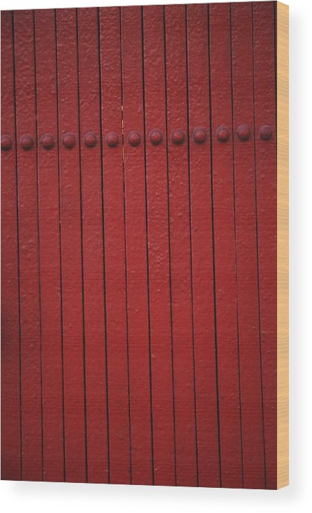 Vertical Wood Print featuring the photograph Troutdale, Oregon, United States Of America by Colleen Cahill / Design Pics