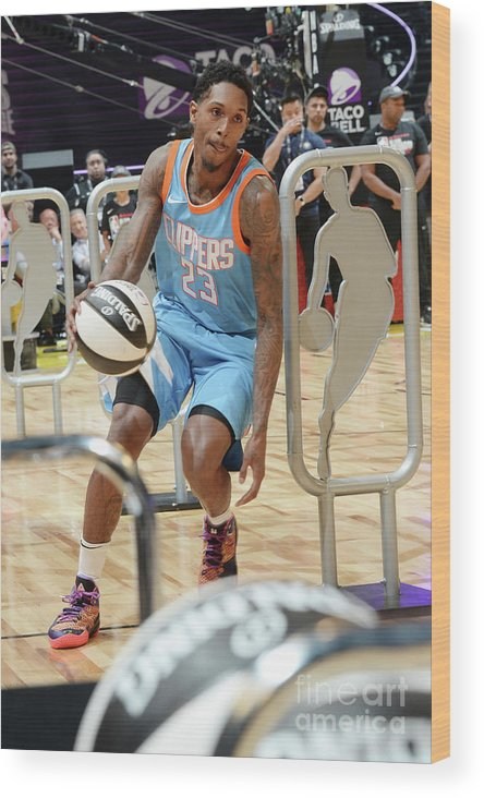 Event Wood Print featuring the photograph Kemba Walker by Andrew D. Bernstein