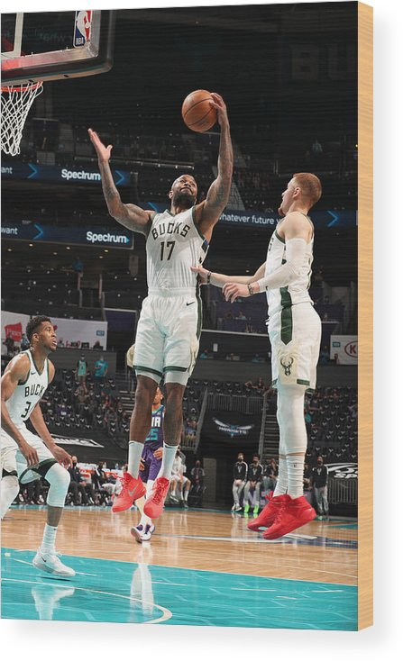 Nba Pro Basketball Wood Print featuring the photograph P.j. Tucker by Kent Smith