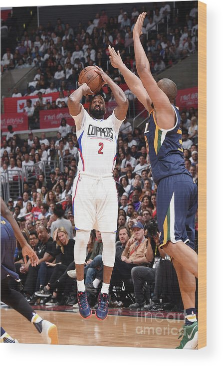 Playoffs Wood Print featuring the photograph Raymond Felton by Andrew D. Bernstein