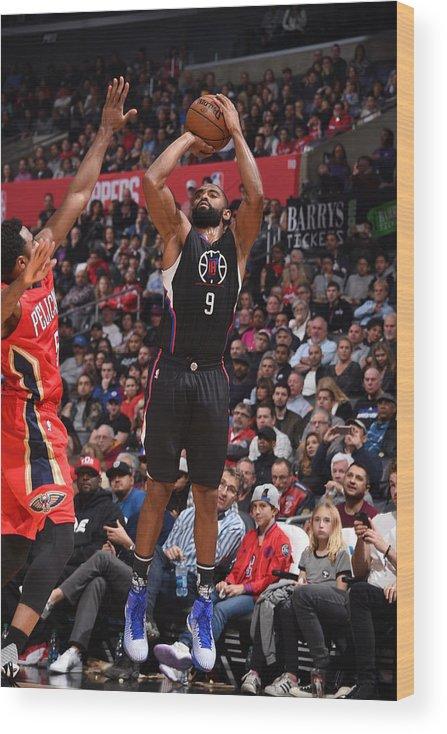 Nba Pro Basketball Wood Print featuring the photograph Alan Anderson by Adam Pantozzi