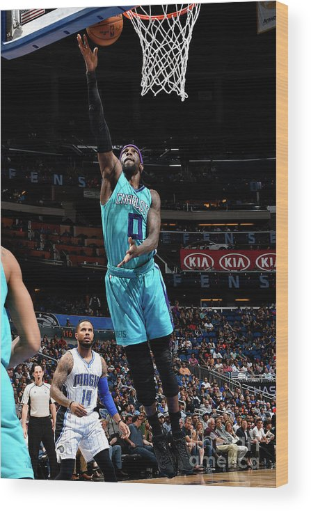 Nba Pro Basketball Wood Print featuring the photograph Briante Weber by Fernando Medina
