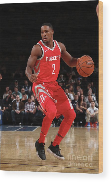Nba Pro Basketball Wood Print featuring the photograph Demetrius Jackson by Nathaniel S. Butler