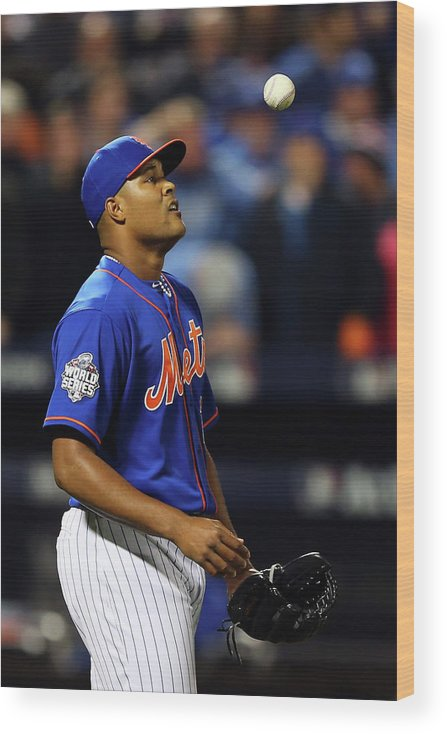 Three Quarter Length Wood Print featuring the photograph Jeurys Familia by Elsa