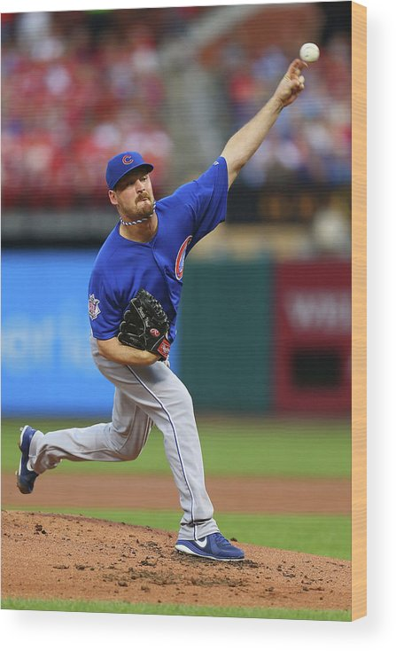 St. Louis Wood Print featuring the photograph Travis Wood by Dilip Vishwanat