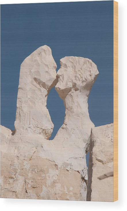 Egypt Wood Print featuring the digital art Badr by Carol Ailles