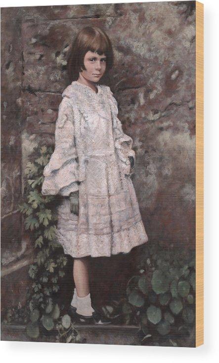 Alice Liddell Portrait by Terry Guyer