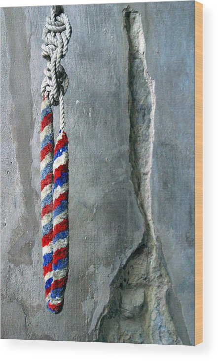 Jez C Self Wood Print featuring the photograph Church Noose by Jez C Self