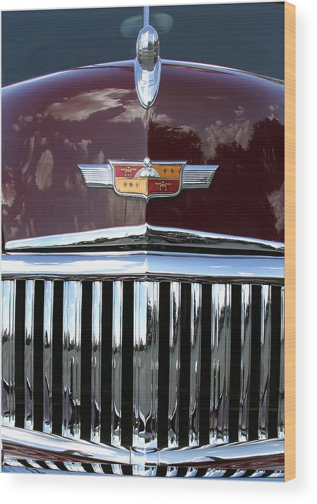 Wood Print featuring the photograph Grill Of My Dreams 2 by Kurt Gustafson