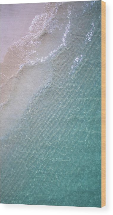 Wood Print featuring the photograph Lanikai Dream by R A Butler