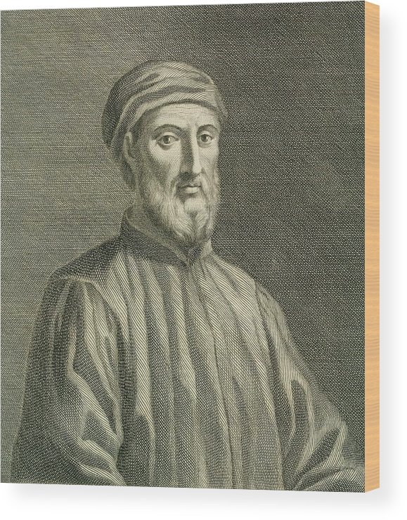 History Wood Print featuring the photograph Donatello 1386-1466, The Most Important by Everett
