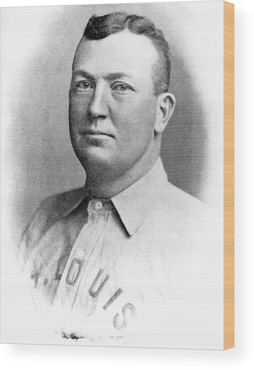 People Wood Print featuring the photograph Cy Young by National Baseball Hall Of Fame Library