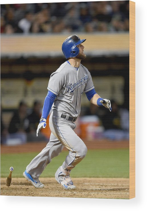 People Wood Print featuring the photograph Alex Gordon by Thearon W. Henderson