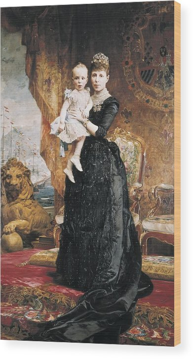 Vertical Wood Print featuring the photograph Caba Casamitjana, Antonio 1838-1907 by Everett