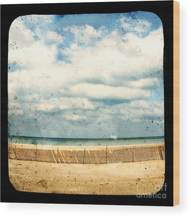 Ocea Wood Print featuring the photograph At Rest by Dana DiPasquale