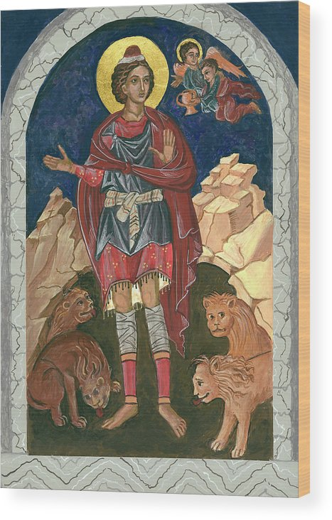 Daniel in the Lions' Den by Connie Wendleton