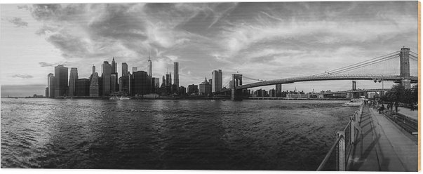 New York Skyline by Nicklas Gustafsson