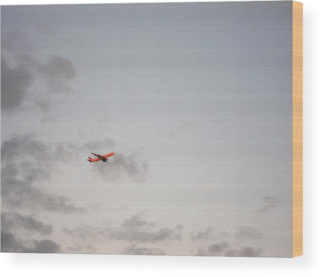 Cruise Wood Print featuring the photograph Caribbean Cruise - On Board Ship - 1212190 by DC Photographer