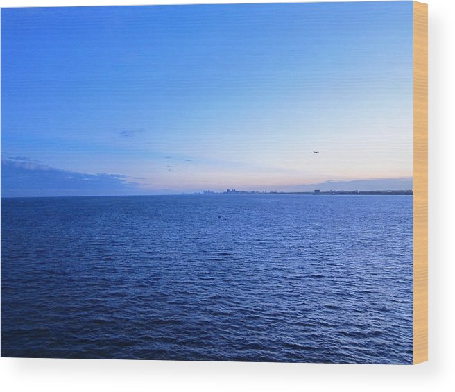 Cruise Wood Print featuring the photograph Caribbean Cruise - On Board Ship - 121220 by DC Photographer