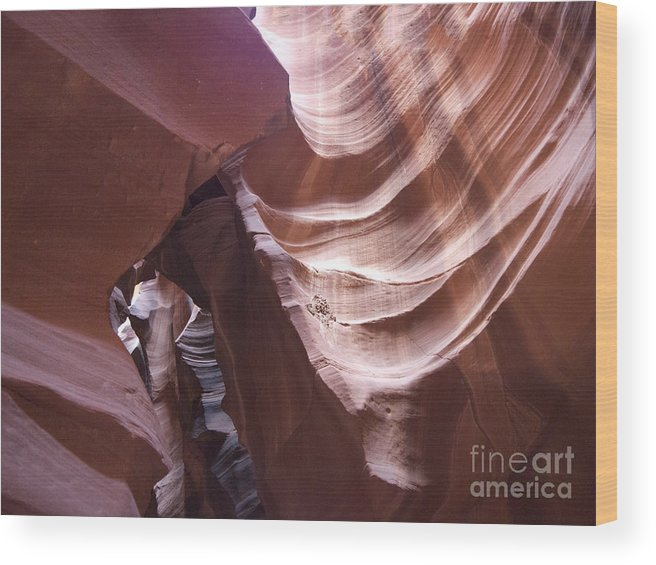 Lower Wood Print featuring the photograph Natural Wonder by Brenda Kean