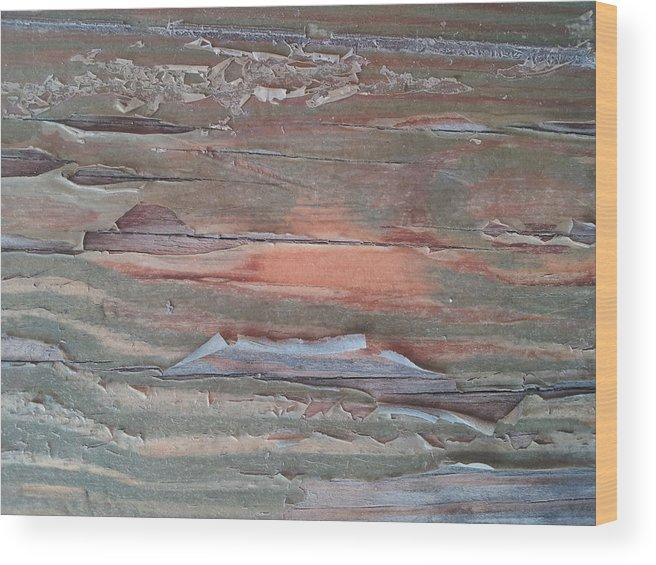 Wood Print featuring the digital art Soothing The Soul by Zac AlleyWalker Lowing