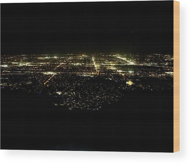 Landscape Wood Print featuring the photograph Tampa Bay by Dorothy DiGrigoli