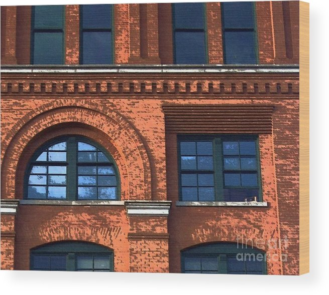 6th Floor Museum Wood Print featuring the photograph Never Forget Jfk by Debbi Granruth