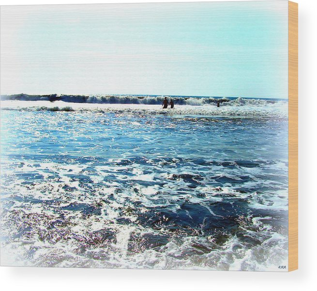Cabo San Lucas Wood Print featuring the photograph Wandering Out by Heidi Manly