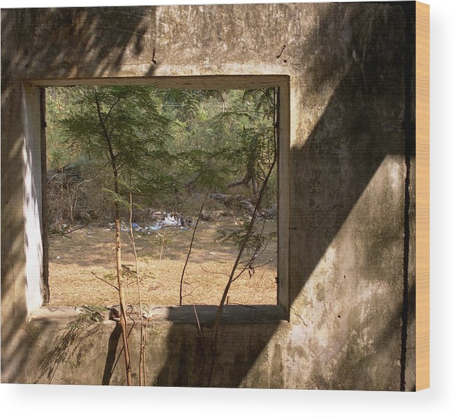Kep Wood Print featuring the photograph Kep by Patrick Klauss