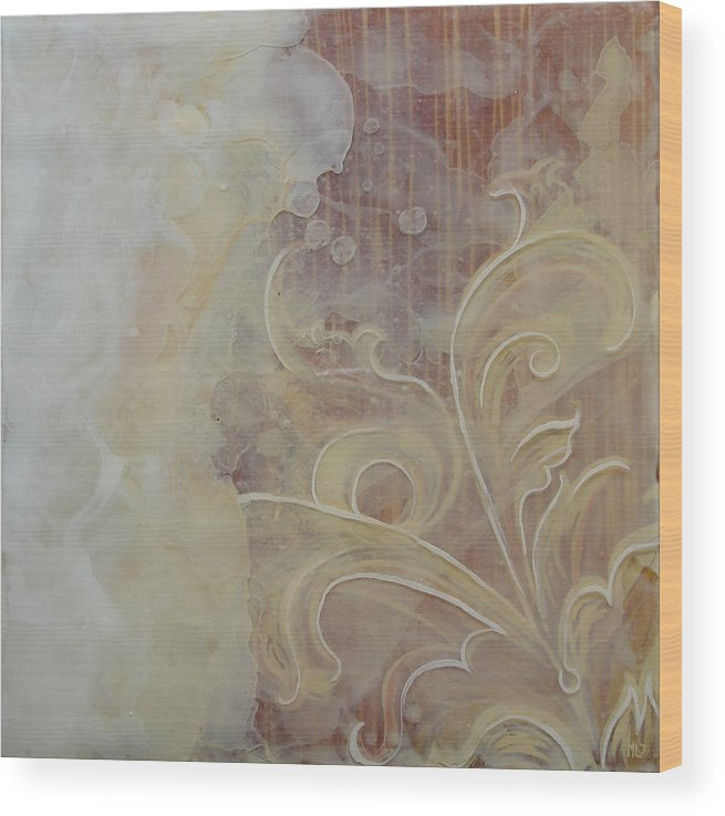 African American History Wood Print featuring the mixed media Summer Breeze by Monica James