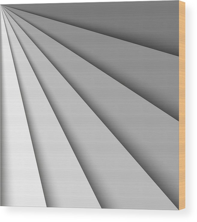 Overlapping Grey Paper Sheets Arranged In A Fan With Shadow Effect Abstract Vector Background Wallpaper Wood Print
