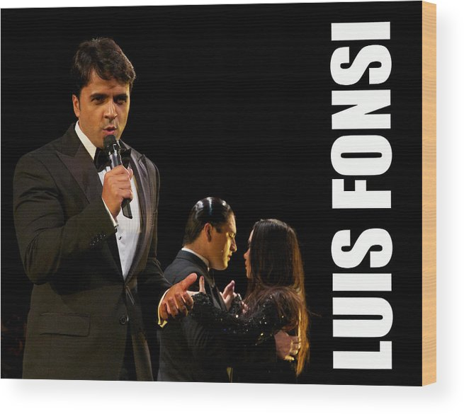Art Print Poster Canvas Luis Fonsi