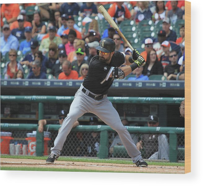 People Wood Print featuring the photograph Adam Eaton by Dave Reginek