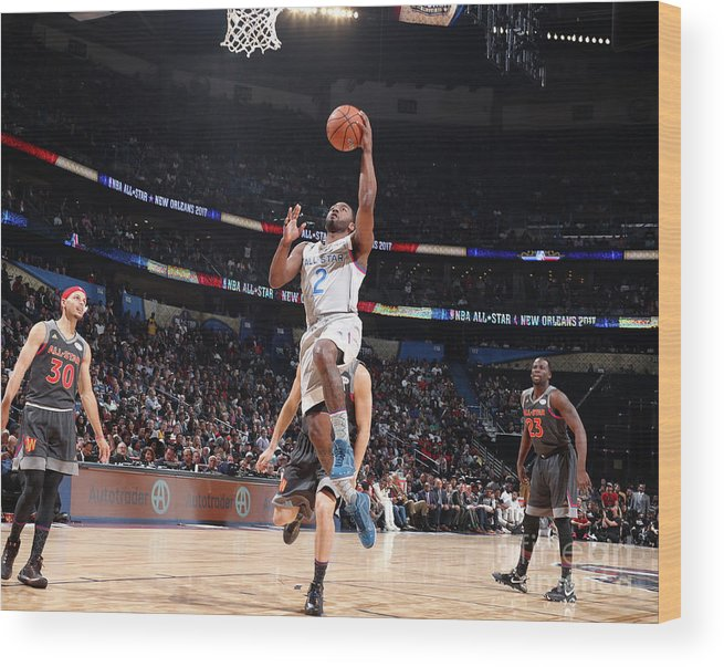 Event Wood Print featuring the photograph John Wall by Nathaniel S. Butler