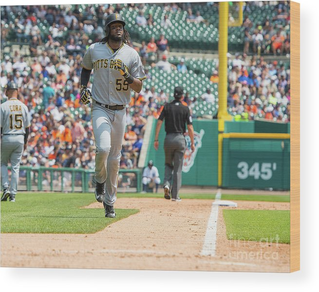 People Wood Print featuring the photograph Josh Bell by Dave Reginek