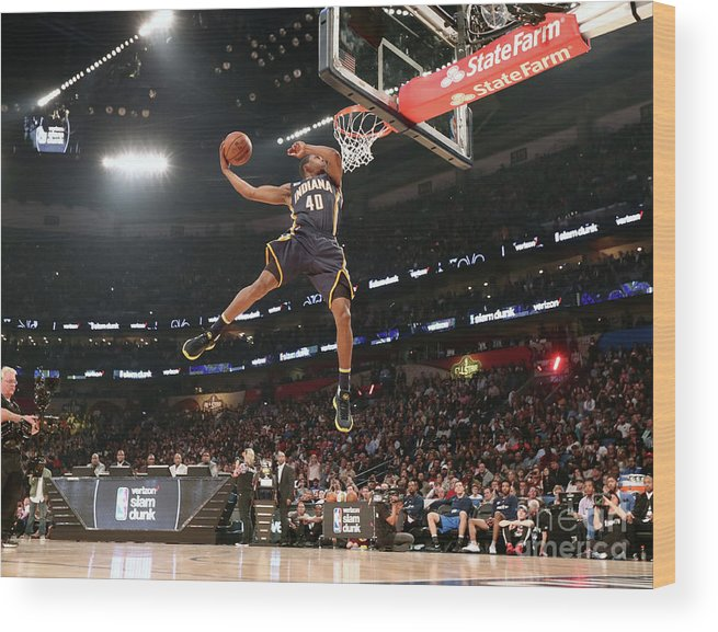 Event Wood Print featuring the photograph Glenn Robinson by Nathaniel S. Butler