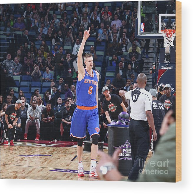 Event Wood Print featuring the photograph Taco Bell Skills Challenge 2017 by Nathaniel S. Butler