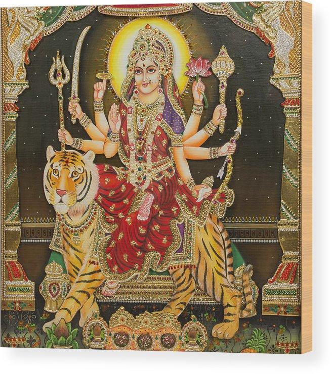 Maa Durga by Vijay krishna Maram