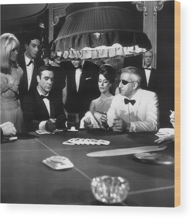 People Wood Print featuring the photograph Thunderball by Macgregor