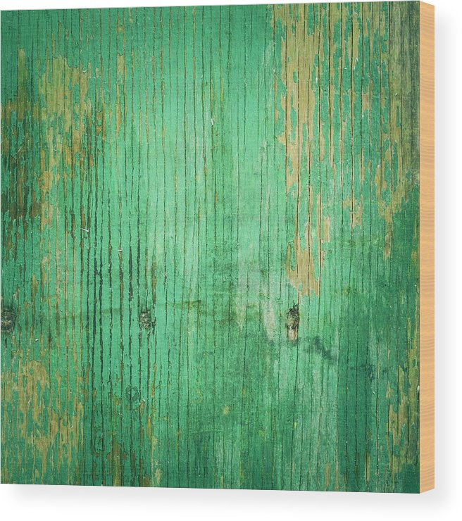 Unhygienic Wood Print featuring the photograph Wooden Texture by Thepalmer