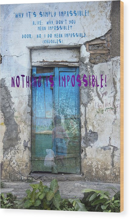 Impassible by Nichon Thorstrom