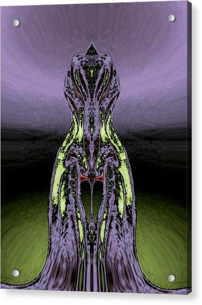 One Of Six Body Styles Acrylic Print