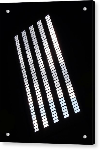 Acrylic Print featuring the photograph After Rodchenko by Rona Black