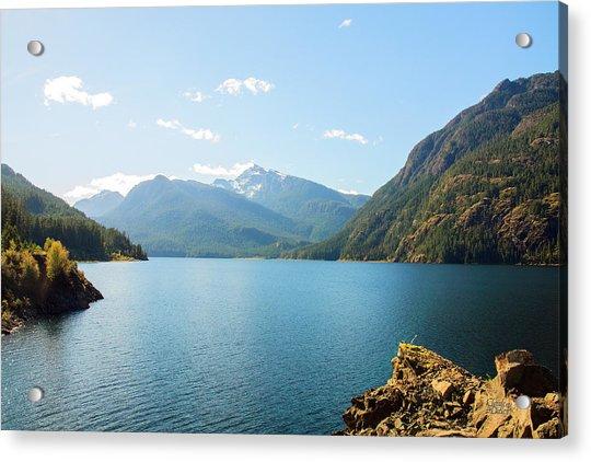 Buttle Lake 01 Acrylic Print