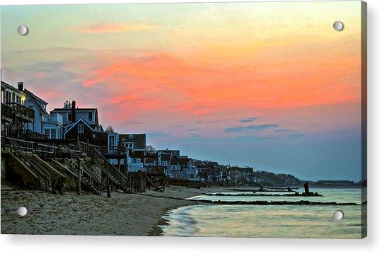 Provincetown Dawn Acrylic Print