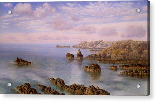 Southern Coast Of Guernsey  Acrylic Print