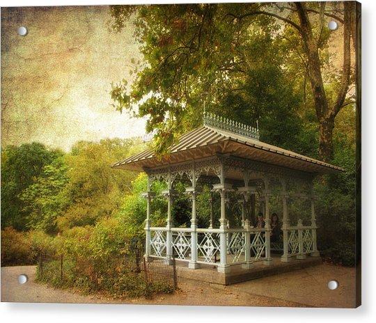 The Ladies Pavilion Acrylic Print