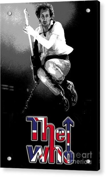 The Who Acrylic Print